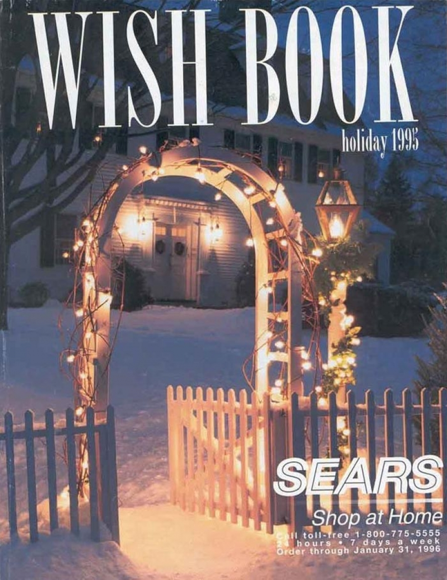 Remembering The Sears Holiday Wish Book