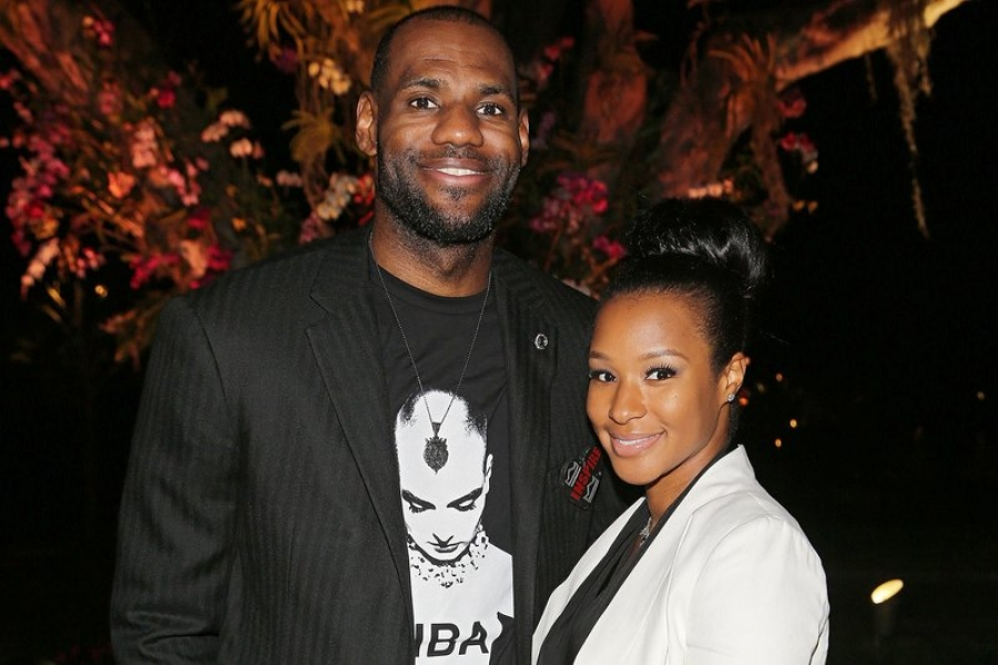 LeBron James on His Enduring Relationship with His Wife: 'She Was There with Me' Before Anything