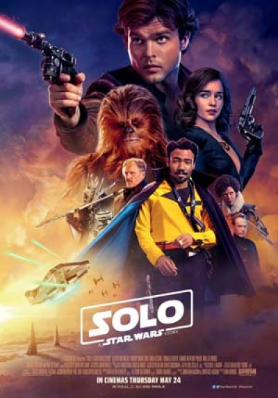 Solo: A Star Wars Story - In Theaters May 25th