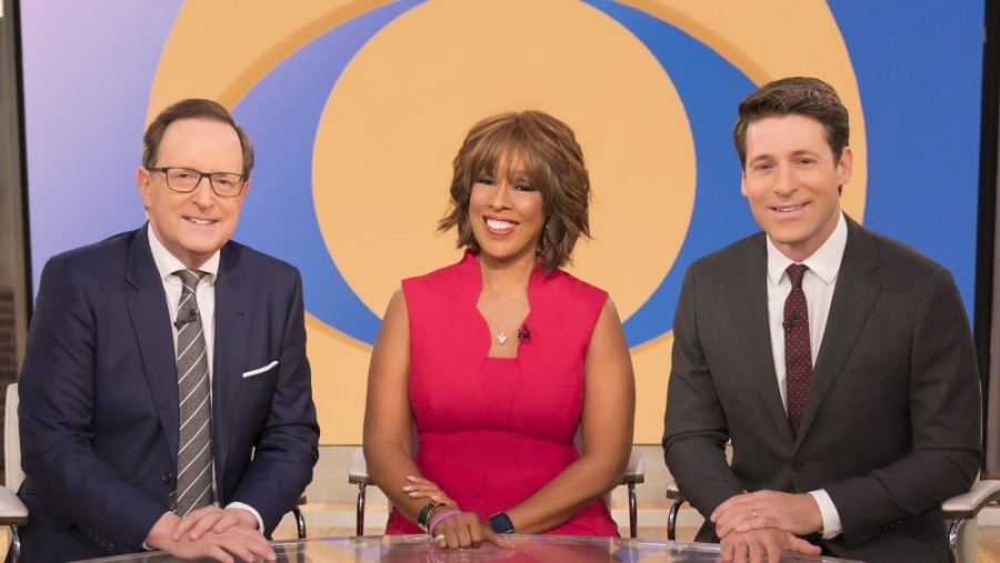CBS Hurls New Anchor Team Into TV's Morning-News Wars