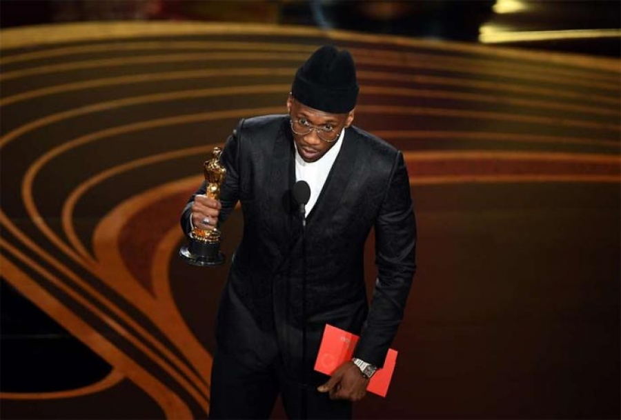 Oakland native Mahershala Ali wins Oscar for 'Green Book'