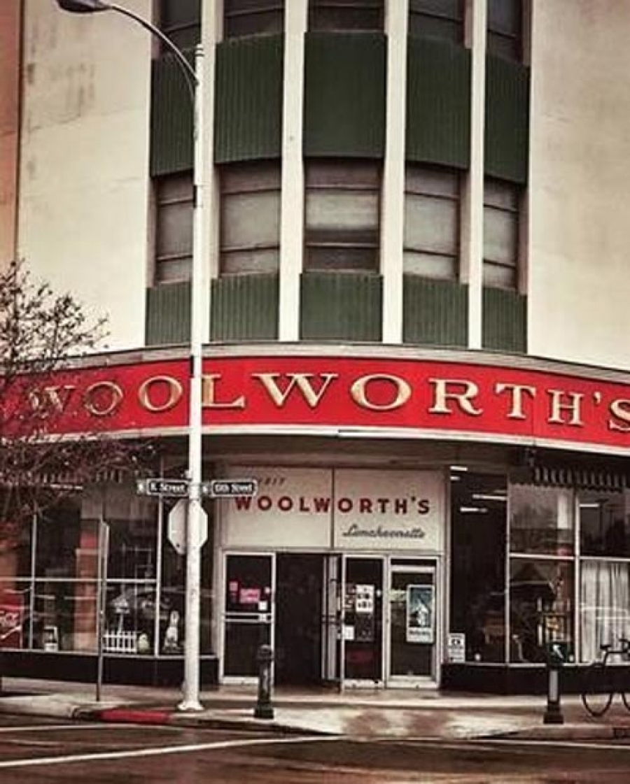 Last Woolworth's Lunch Counter