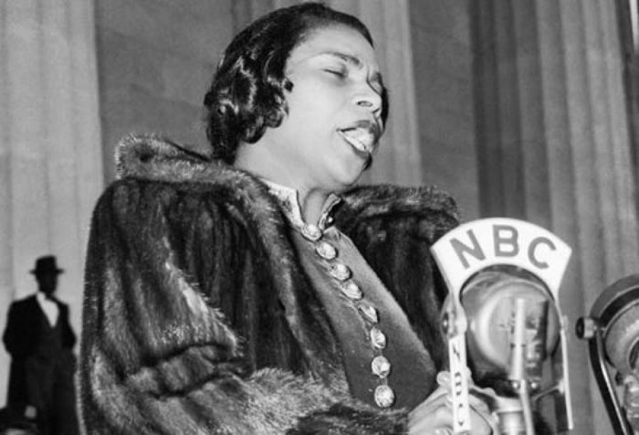 Music icon Marian Anderson to be celebrated in her hometown