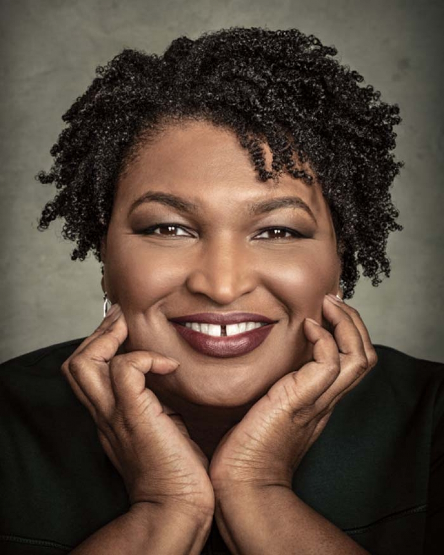 Stacey Abrams Has a Big Decision to Make