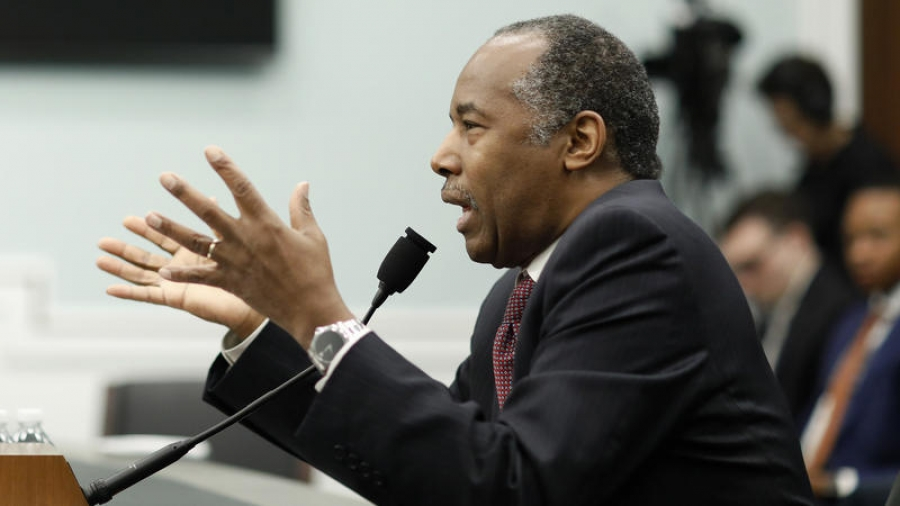Ben Carson defends purchase of new $31,000 set: 'The dining room table was actually dangerous'