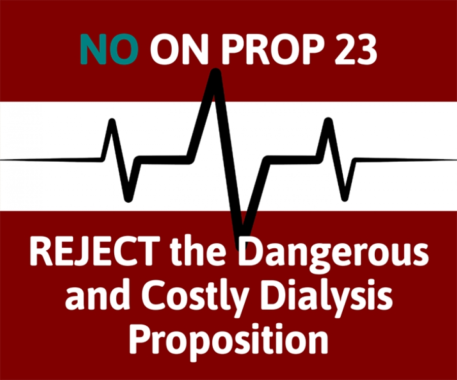 Learn More on why to vote NO on Prop 23