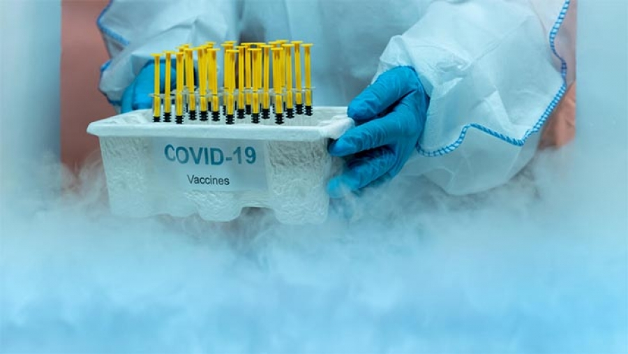 75 % Of COVID Vaccines in U.S. Sitting in Freezers
