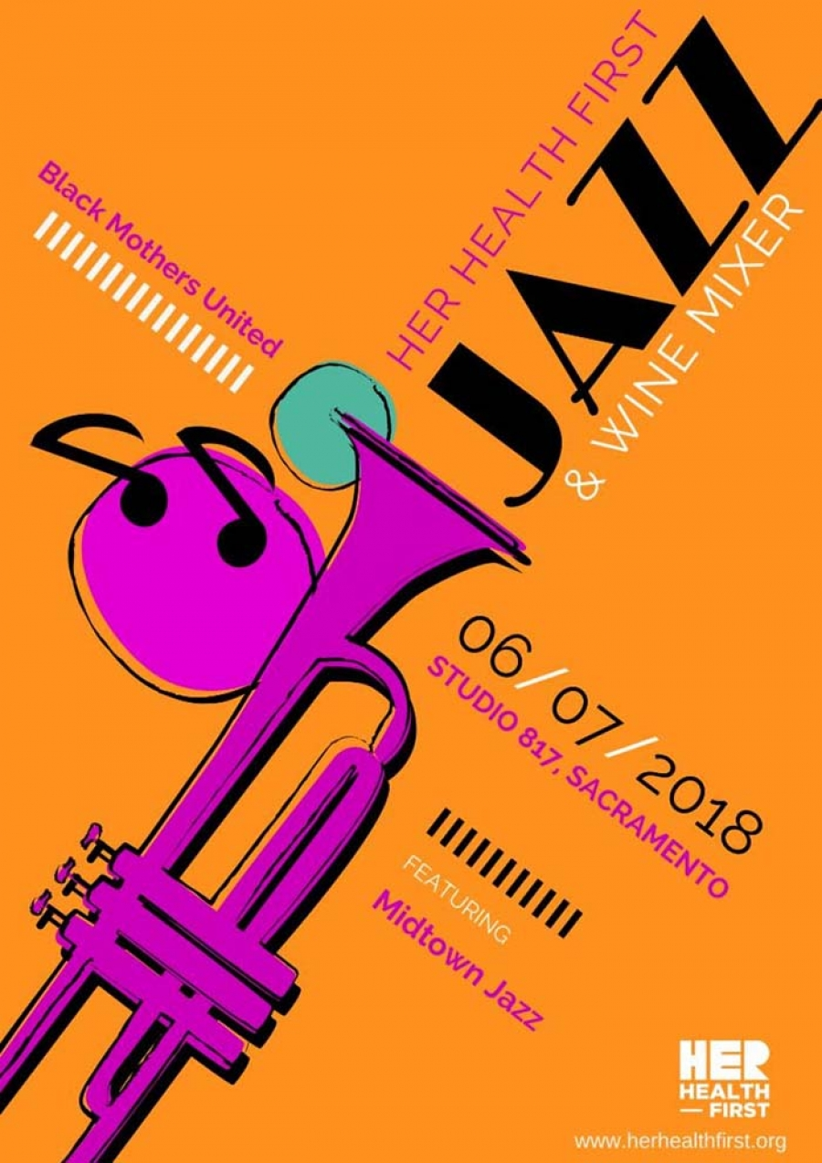 2nd Annual Jazz & Wine Mixer on June 7 featuring MIDTOWN JAZZ