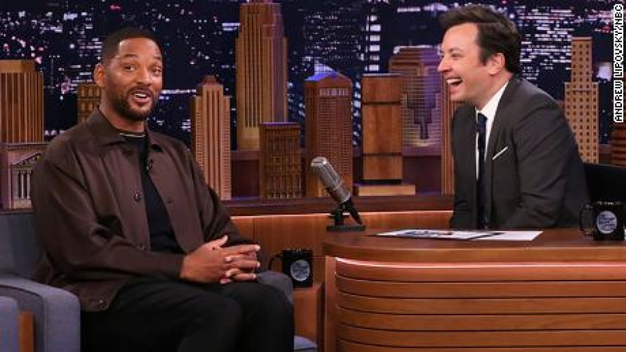Will Smith Says He Owes Michael Bay His Career for That Shirtless Scene in 'Bad Boys' (Video)
