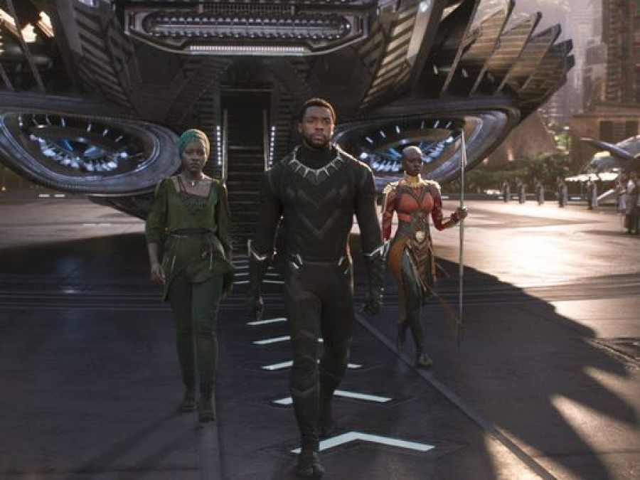 5 ways that 'Black Panther' celebrates and elevates black women