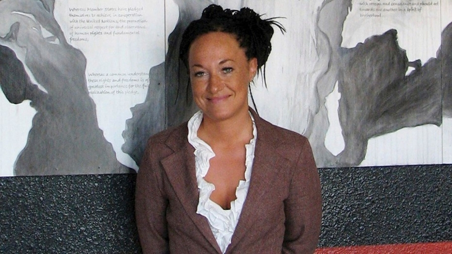 Rachel Dolezal hit with felony theft charge in welfare fraud case
