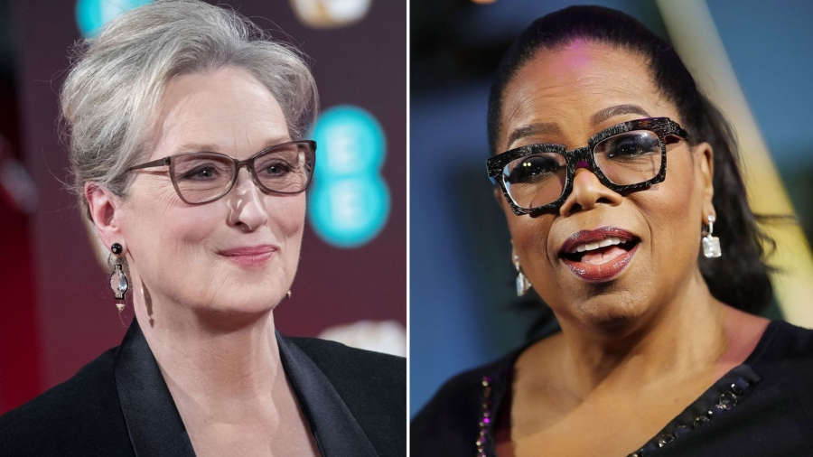 Oprah Winfrey and Meryl Streep putting world leaders 'on notice' over gender equality
