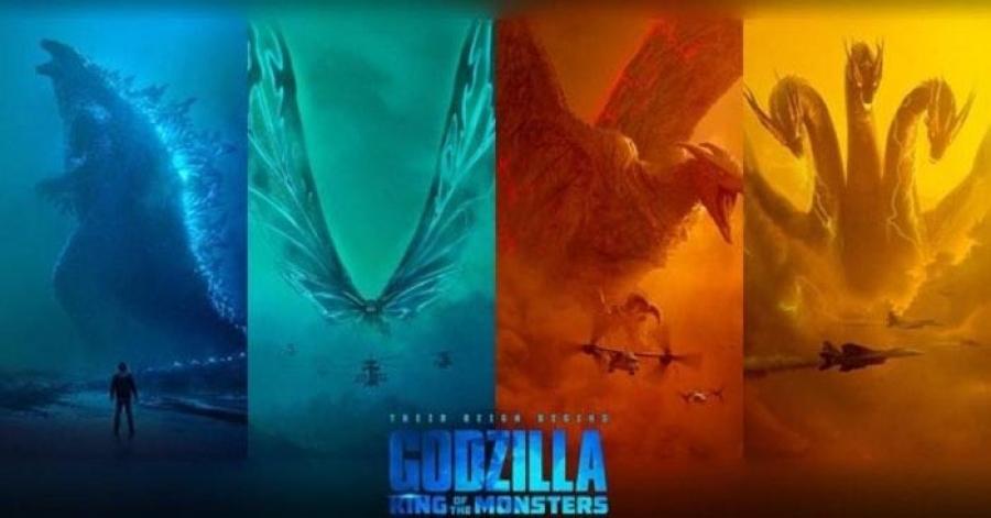 Hub Review Godzilla King Of The Monsters 2019 Sac Cultural Hub