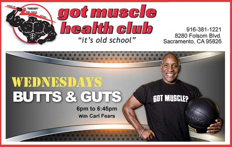 Got Muscle Health Club and Personal Training