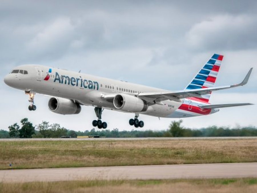 I'm black and I'm not avoiding American Airlines