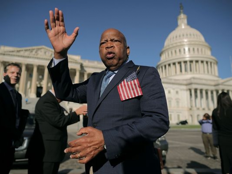 Rep. John Lewis released from hospital Sunday after observation for undisclosed illness