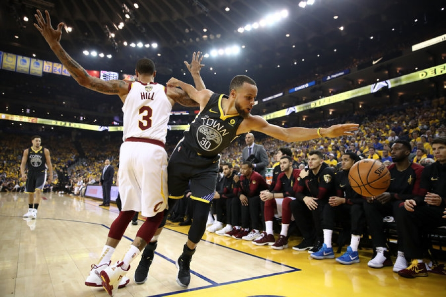 Nba Finals 2018 Warriors Roll Over Cavs In Game 2 Sac Cultural Hub