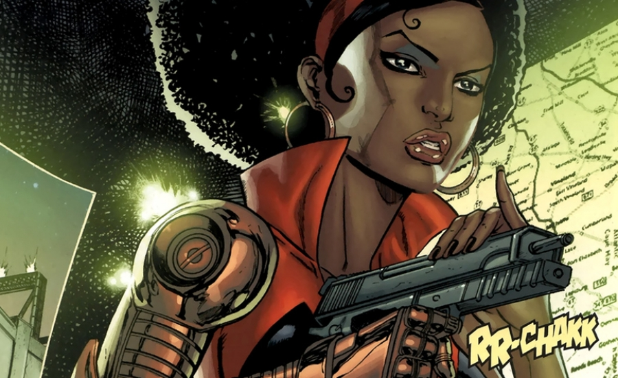 17 Black Superheroes Everyone Should Know