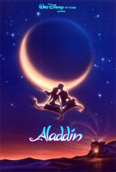 Disney's Aladdin (2019) Opens May 24th