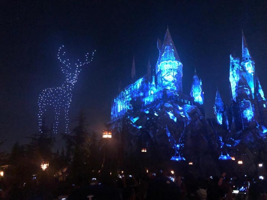 REVIEW:  Dark Arts At Hogwarts Castle at Universal Studios Hollywood