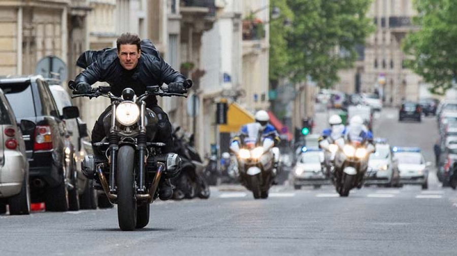 HUB REVIEW:  Mission Impossible: Fallout (PG-13)