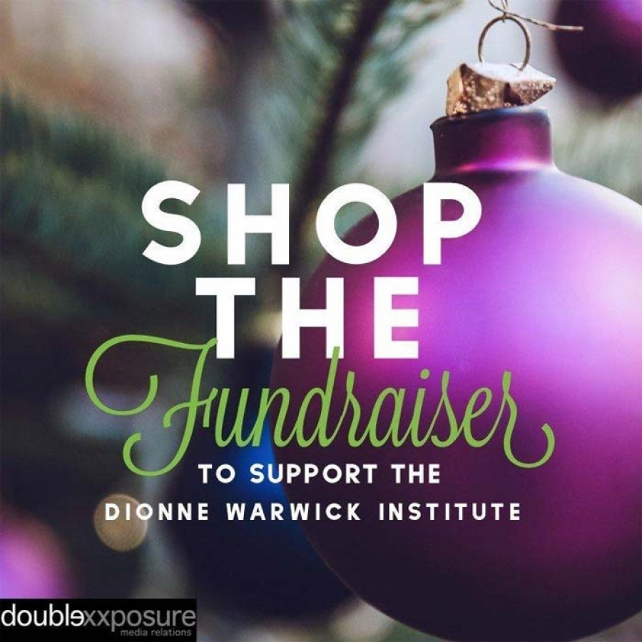 Support the Dionne Warwick Foundation this Holiday Season