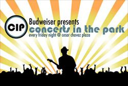 Friday Night Concerts in the Park