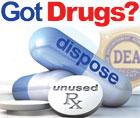 Prescription Drug Take-Back Day to be Held April 28
