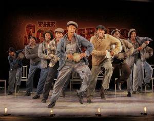 "A.C.T. To Close Season with ""The Scottsboro Boys"""