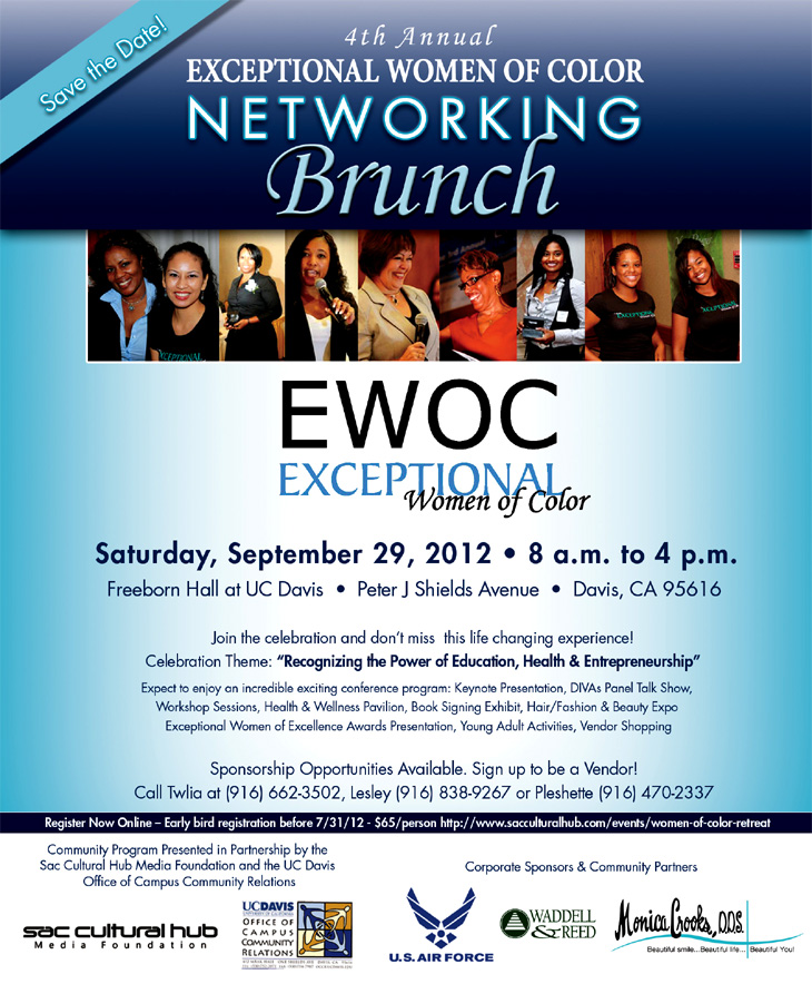 2012 EWOC Networking Brunch & Wellness Conference