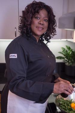 Cuisine Noir: In Kikkoman's Kitchen with Chef Helen Roberts