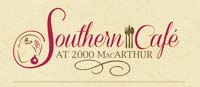 Southern Cafe at 2000 MacArthur