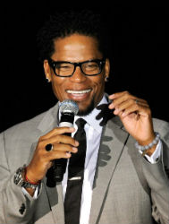 D.L. Hughley Turns Game Show Host
