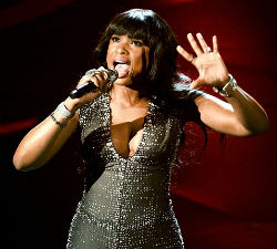 Jennifer Hudson Honored by Recording Academy