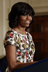 Michelle Obama Named 4th Most Powerful Woman in the World