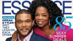"Oprah on Cover of ""Essence"", Interviews Jason Collins"