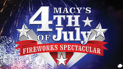 Usher Leads All Star Line-Up for Macy's 4th of July Fireworks Spectacular