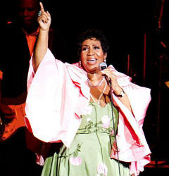 Aretha Franklin On the Mend