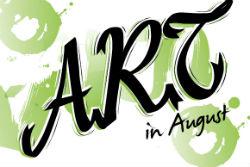 Sacramento Public Library Presents Art in August