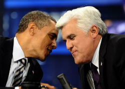 """Obama to Visit """"The Tonight Show"""" This Tuesday"""
