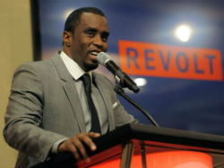 Diddy Launches Revolt TV