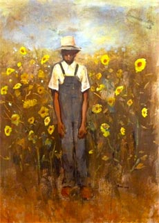 """Evolve the Gallery proudly presents """"Exhibiting Blackness"""" for 2014 Black History Month"""