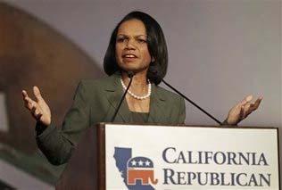 Condoleezza Rice not running, but wants California to rebuild