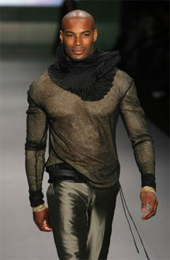 Tyson Beckford Calls Fashion 'The Most Racist Business Out Right Now'