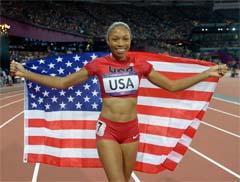 Allyson Felix enters USA Track & Field Championships