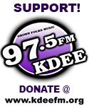 97.5 KDEE FM