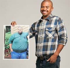 He shunned bypass surgery…and lost 225 pounds naturally!