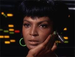 Star Trek legend turned NASA 'secret weapon'