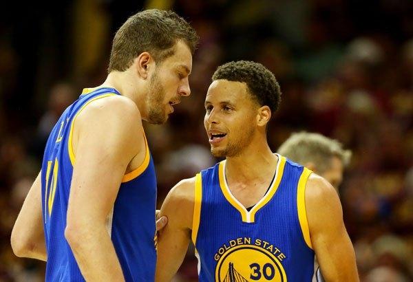 Warriors Beat Cavaliers in Game 5!