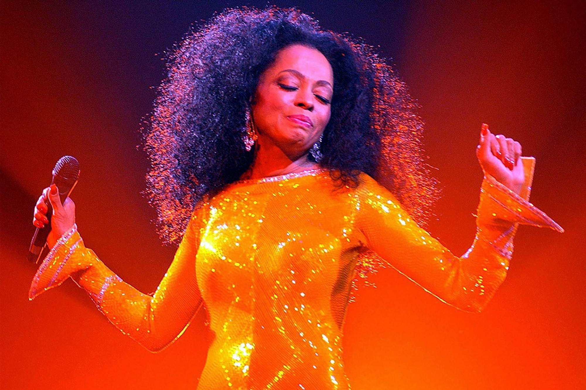 Diana Ross Joins Twitter, Doesn't Hate It